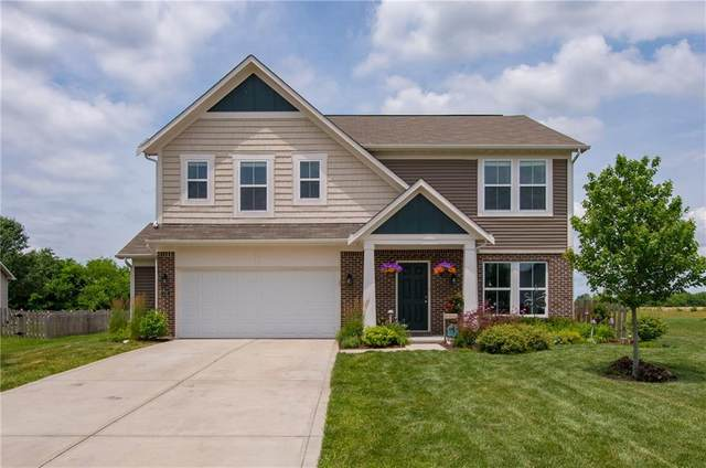5726 W Woods Edge Drive, Mccordsville, IN 46055 (MLS #21720998) :: Anthony Robinson & AMR Real Estate Group LLC