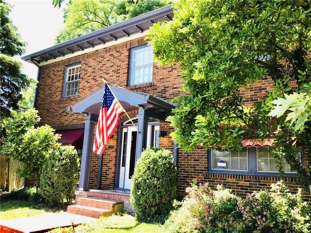 301 W Main Street, Greenfield, IN 46140 (MLS #21721006) :: Mike Price Realty Team - RE/MAX Centerstone
