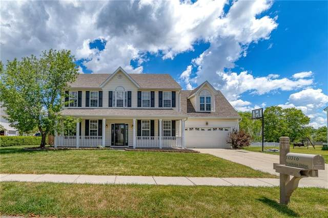 10316 Watkins Drive, Indianapolis, IN 46234 (MLS #21721020) :: Anthony Robinson & AMR Real Estate Group LLC