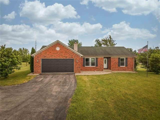 10805 E Jackson Street, Selma, IN 47383 (MLS #21721036) :: The ORR Home Selling Team