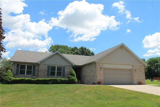 532 S Golf Boulevard, Crawfordsville, IN 47933 (MLS #21721048) :: Mike Price Realty Team - RE/MAX Centerstone