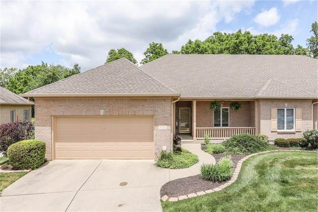 1388 Heron Ridge Boulevard, Greenwood, IN 46143 (MLS #21721065) :: David Brenton's Team