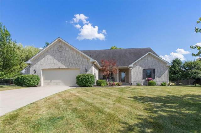 241 Back Creek Circle, Greenwood, IN 46142 (MLS #21721070) :: Heard Real Estate Team | eXp Realty, LLC