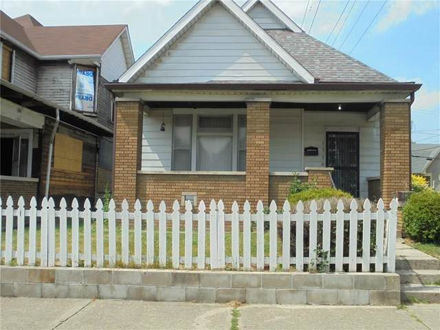 1330 Marlowe Avenue, Indianapolis, IN 46202 (MLS #21721078) :: Richwine Elite Group