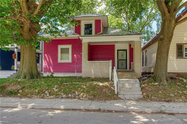 734 Parkway Avenue, Indianapolis, IN 46203 (MLS #21721104) :: The Indy Property Source