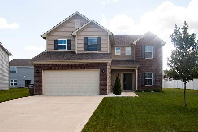 4669 Willowbrook Drive, Columbus, IN 47203 (MLS #21721129) :: The Indy Property Source