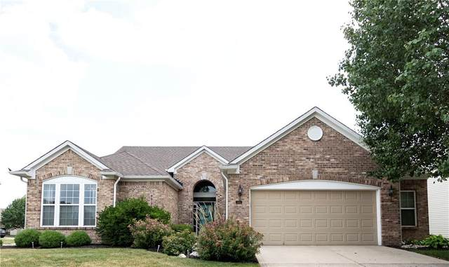 1466 Old Thicket Court, Greenwood, IN 46143 (MLS #21721133) :: Mike Price Realty Team - RE/MAX Centerstone