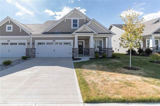 8032 Milender Boulevard, Indianapolis, IN 46237 (MLS #21721141) :: Anthony Robinson & AMR Real Estate Group LLC