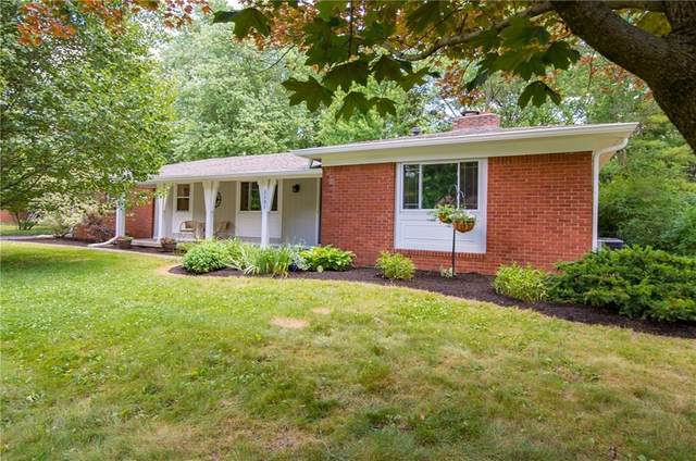 1131 Darby Lane, Indianapolis, IN 46260 (MLS #21721150) :: The Indy Property Source