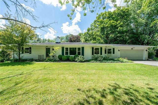 5252 Lancelot Drive, Indianapolis, IN 46228 (MLS #21721153) :: Mike Price Realty Team - RE/MAX Centerstone