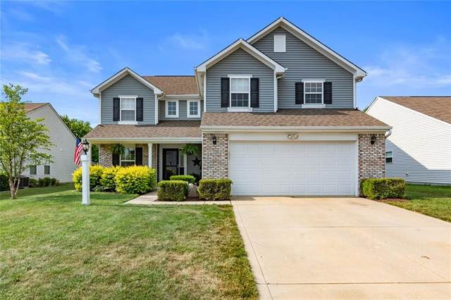 7736 Bombay Lane, Indianapolis, IN 46239 (MLS #21721160) :: Anthony Robinson & AMR Real Estate Group LLC