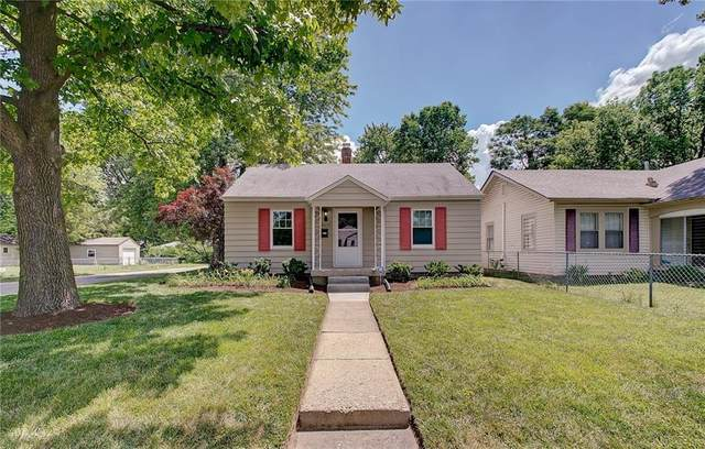 4635 Evanston Avenue, Indianapolis, IN 46205 (MLS #21721163) :: Anthony Robinson & AMR Real Estate Group LLC