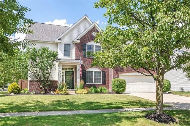 1042 Roanoke Drive, Westfield, IN 46074 (MLS #21721195) :: The Indy Property Source