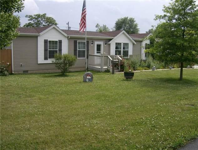 807 W Jefferson Street, Alexandria, IN 46001 (MLS #21721206) :: The ORR Home Selling Team