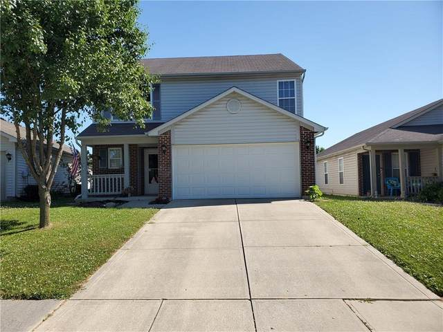 5426 Dollar Forge Court, Indianapolis, IN 46221 (MLS #21721237) :: David Brenton's Team