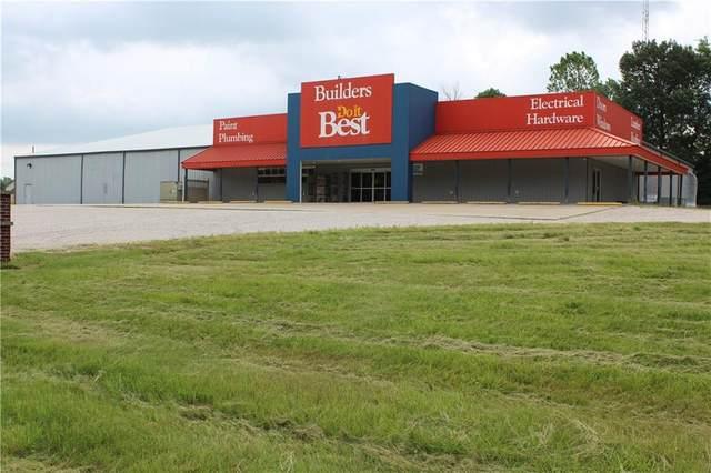 710 Industrial Avenue, Loogootee, IN 47553 (MLS #21721260) :: David Brenton's Team