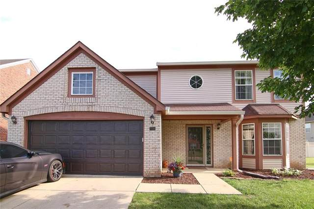3734 Screech Owl, Indianapolis, IN 46228 (MLS #21721261) :: Anthony Robinson & AMR Real Estate Group LLC