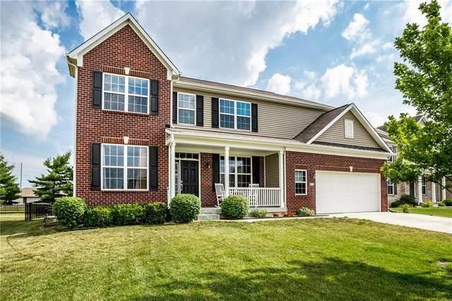 1264 Vista Way, Greenwood, IN 46143 (MLS #21721270) :: Anthony Robinson & AMR Real Estate Group LLC