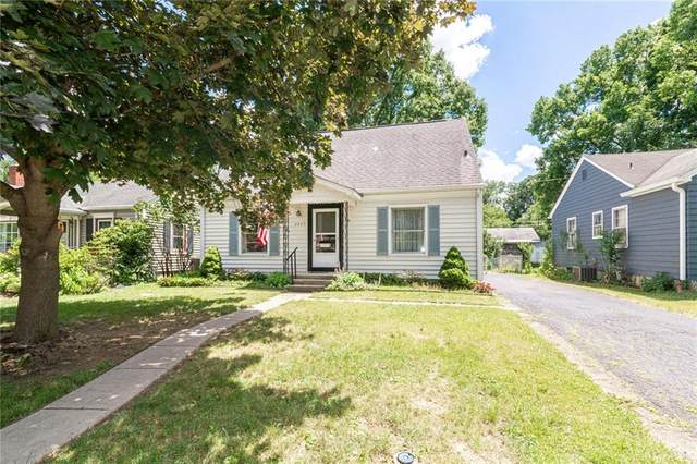 2625 Ryan Drive, Indianapolis, IN 46220 (MLS #21721292) :: The Indy Property Source