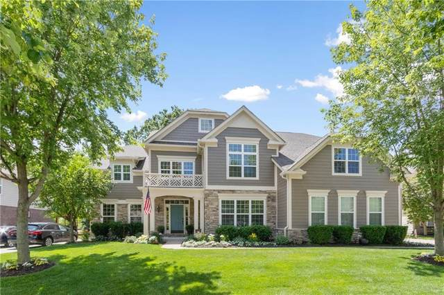 5665 Kenyon Trail, Noblesville, IN 46062 (MLS #21721296) :: The ORR Home Selling Team