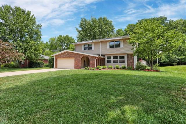 21 N Restin Road, Greenwood, IN 46142 (MLS #21721300) :: Anthony Robinson & AMR Real Estate Group LLC