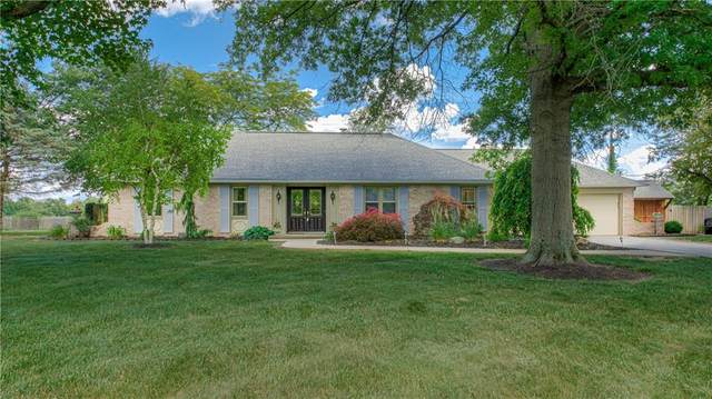 4333 High Street, Brownsburg, IN 46112 (MLS #21721327) :: The Indy Property Source