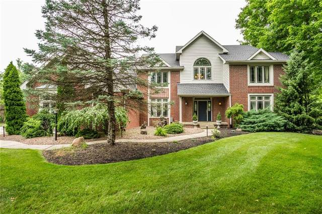 11698 Woods Bay Lane, Indianapolis, IN 46236 (MLS #21721335) :: AR/haus Group Realty