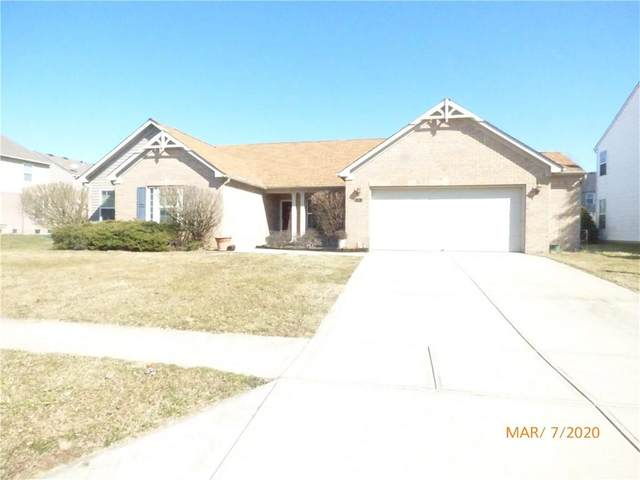 9343 N Bayland Drive, Mccordsville, IN 46055 (MLS #21721348) :: Your Journey Team