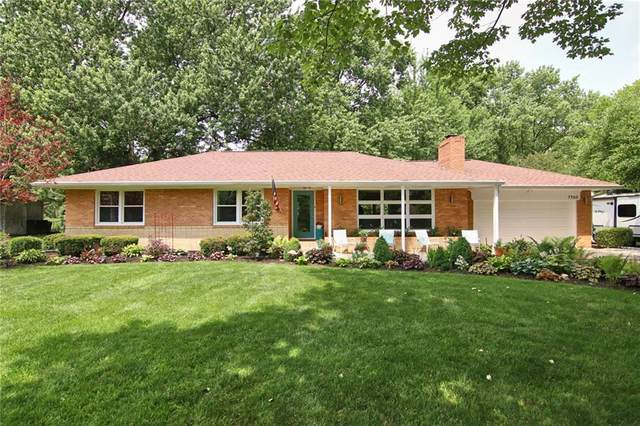 7740 Sentinel Trail, Indianapolis, IN 46250 (MLS #21721356) :: Anthony Robinson & AMR Real Estate Group LLC