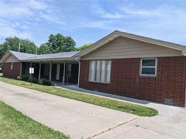 1817 N Madison Avenue, Anderson, IN 46011 (MLS #21721370) :: The Indy Property Source