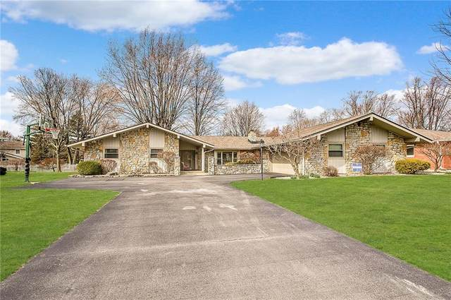 6544 St. James Drive, Indianapolis, IN 46217 (MLS #21721378) :: Anthony Robinson & AMR Real Estate Group LLC