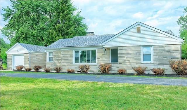 1410 W Smith Valley Road, Greenwood, IN 46142 (MLS #21721383) :: AR/haus Group Realty