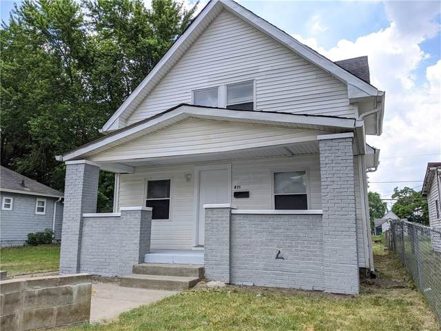 871 W 25th Street, Indianapolis, IN 46208 (MLS #21721395) :: Heard Real Estate Team | eXp Realty, LLC
