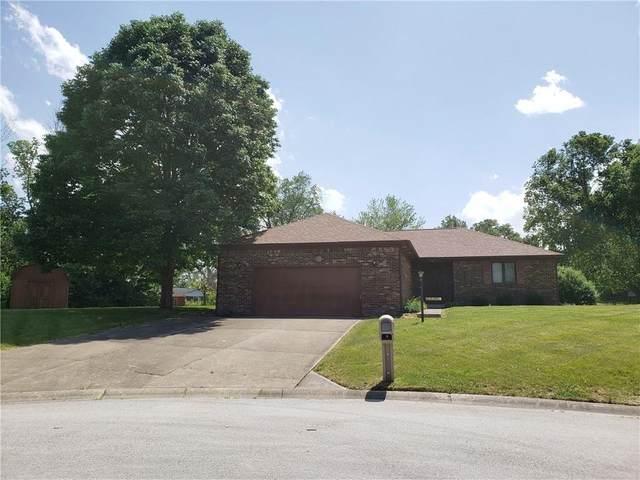 18 Estate Drive, Mooresville, IN 46158 (MLS #21721396) :: Richwine Elite Group