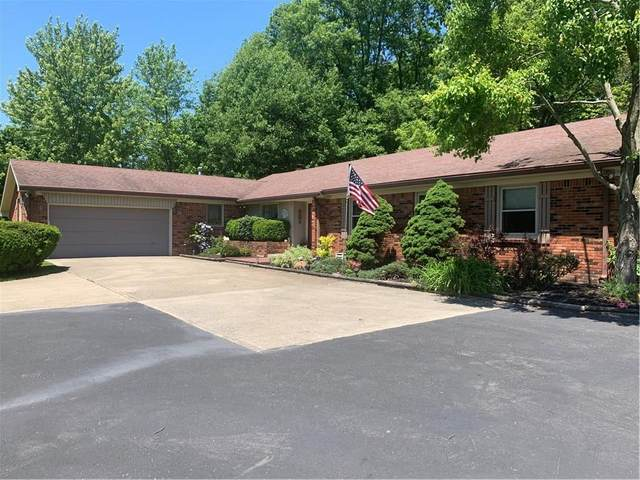 3046 W Tulip Tree Drive, Greenfield, IN 46140 (MLS #21721400) :: The Indy Property Source