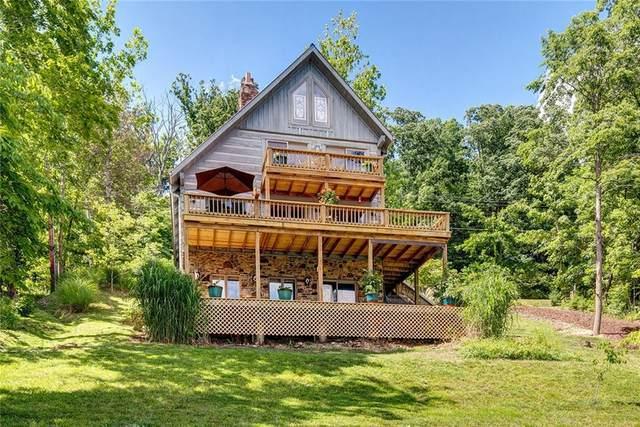11421 W Grandview Drive, Columbus, IN 47201 (MLS #21721403) :: The ORR Home Selling Team