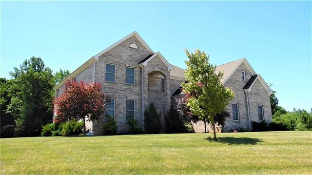 2999 Autumn Rise Drive, Martinsville, IN 46151 (MLS #21721410) :: Mike Price Realty Team - RE/MAX Centerstone