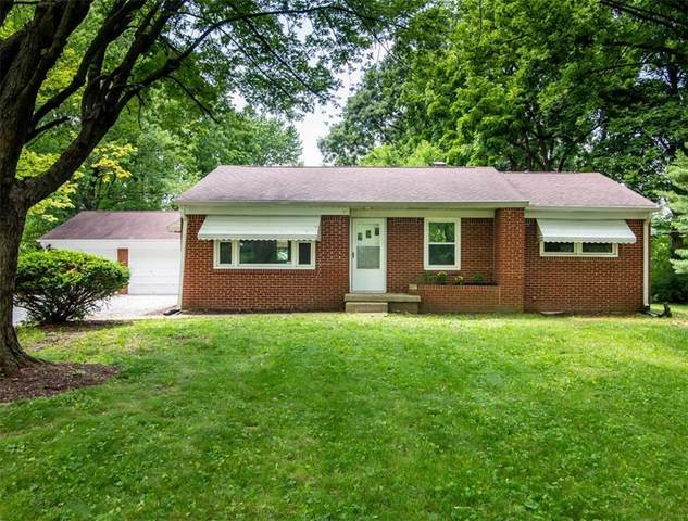 1302 N Franklin Road, Indianapolis, IN 46219 (MLS #21721423) :: The Evelo Team