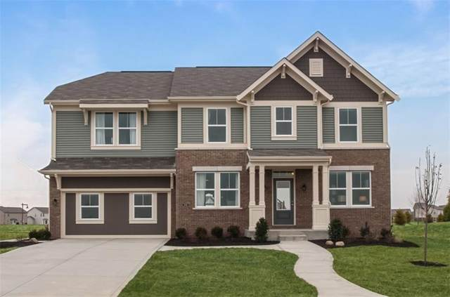 8696 N Tanglewood Circle, Mccordsville, IN 46055 (MLS #21721488) :: Anthony Robinson & AMR Real Estate Group LLC