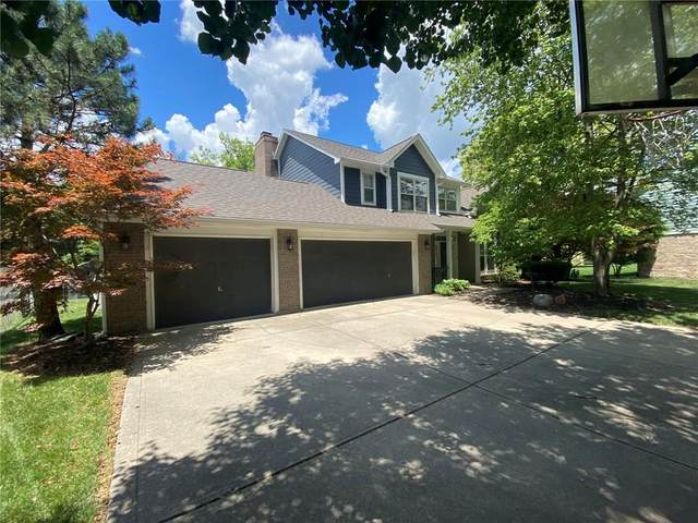 7752 Pennyroyal Lane, Indianapolis, IN 46237 (MLS #21721496) :: The Indy Property Source