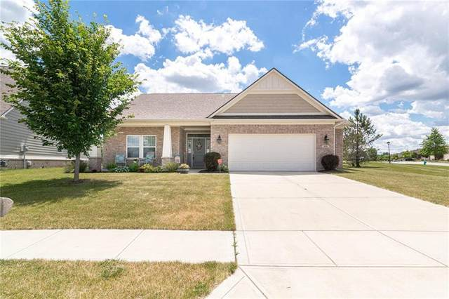 259 Chadford Court, Indianapolis, IN 46229 (MLS #21721507) :: Dean Wagner Realtors