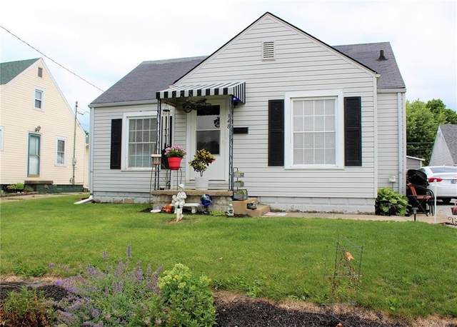 348 W 38th Street, Anderson, IN 46013 (MLS #21721522) :: Anthony Robinson & AMR Real Estate Group LLC