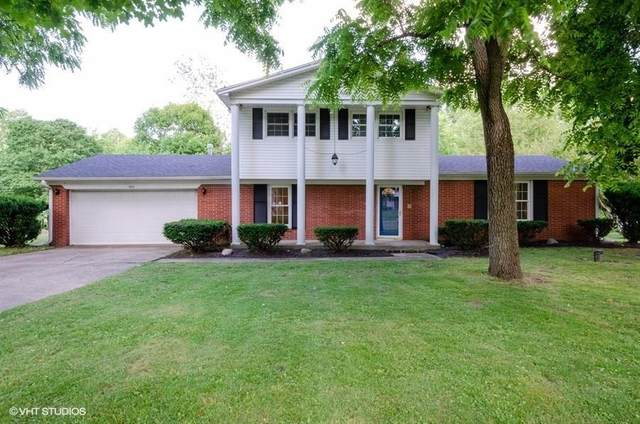3810 N Penbrook Drive, Marion, IN 46952 (MLS #21721526) :: Anthony Robinson & AMR Real Estate Group LLC