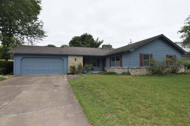 2825 Sassafras Lane, Columbus, IN 47203 (MLS #21721536) :: The Indy Property Source