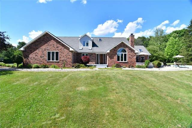 1919 E Range Line Road, Greencastle, IN 46135 (MLS #21721537) :: David Brenton's Team
