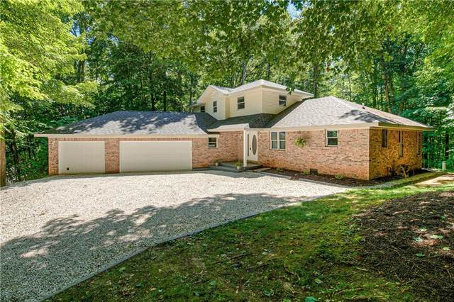 268 Lincoln Hills, Coatesville, IN 46121 (MLS #21721538) :: Anthony Robinson & AMR Real Estate Group LLC