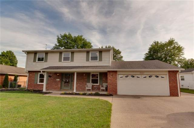 3829 31st Street, Columbus, IN 47203 (MLS #21721542) :: The Indy Property Source