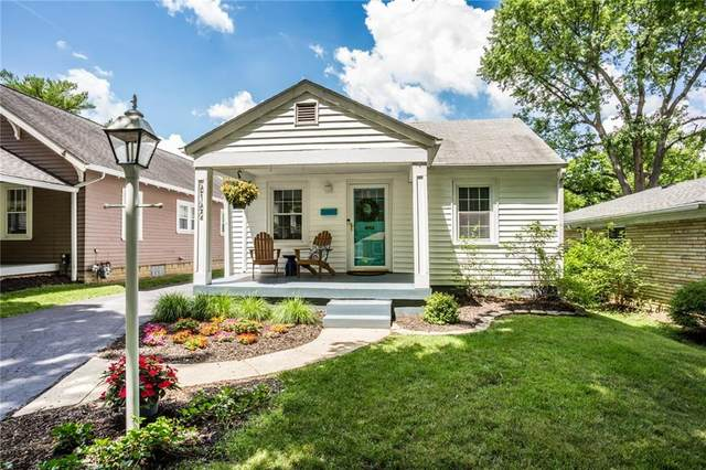 6162 Ralston Avenue, Indianapolis, IN 46220 (MLS #21721544) :: Anthony Robinson & AMR Real Estate Group LLC