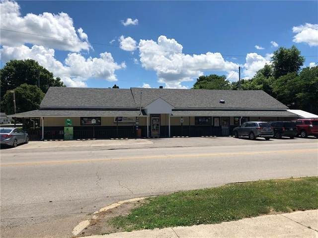 101 W Main Street, Mount Summit, IN 47361 (MLS #21721564) :: Mike Price Realty Team - RE/MAX Centerstone