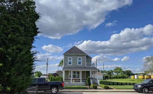 958 E Georgia Street, Indianapolis, IN 46202 (MLS #21721584) :: The Indy Property Source